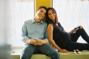 Sesion de fotos de maternidad
